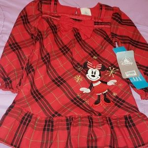 Disney Store Exclusive Holiday Nightgown